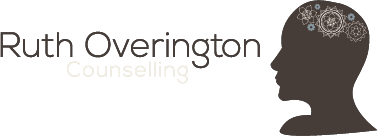Ruth Overington counselling's logo.